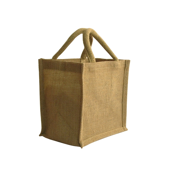 Small Jute Shopper (Junior GH034)